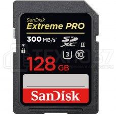 Карта памяти SDXC 128GB UHS-3 SDSDXPK-128G-GN4IN SANDISK