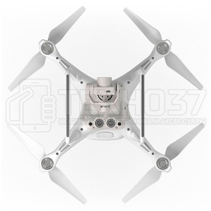 Квадракоптер DJI Phantom 4 White