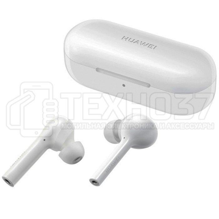 Беспроводные наушники Huawei Freebuds White