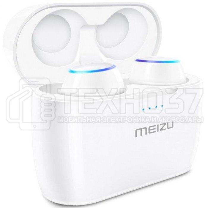 Беспроводные наушники Meizu POP TW50 White