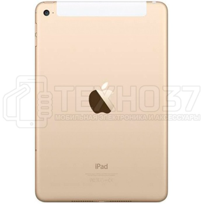 Планшет Apple iPad Mini 4 128Gb Wi-Fi + Cellular Gold