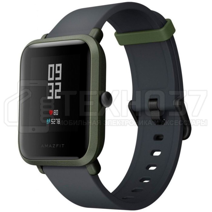 Смарт-часы Huami Amazfit Bip Green Global Version