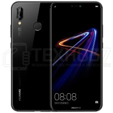 Смартфон Huawei P20 Lite 4Gb + 64Gb Черный